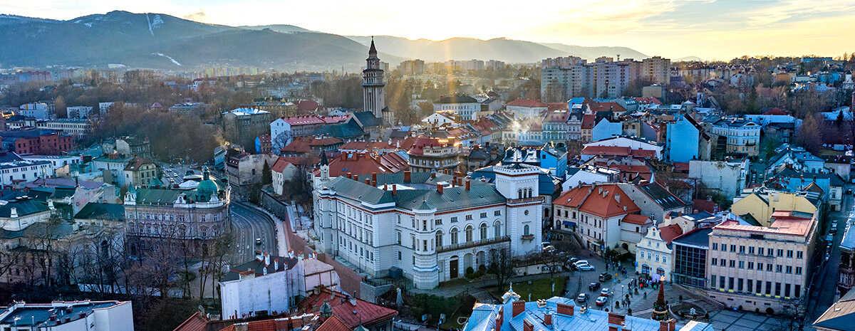 Bielsko-Biała - najważniejsze informacje o mieście