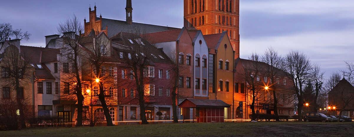 Braniewo - najważniejsze informacje o mieście