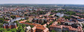 Panorama Bytomia - najważniejsze informacje o mieście