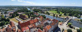 Panorama Elbląga - najważniejsze informacje o mieście