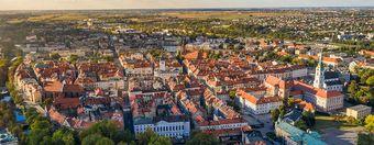 Panorama Kalisza - najważniejsze informacje o mieście