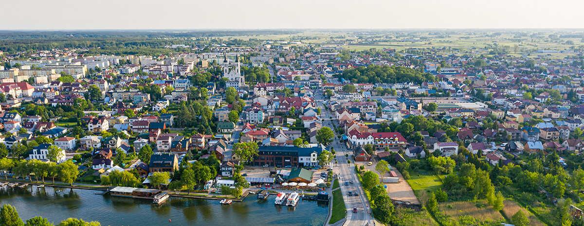 Panorama Augustowa - najważniejsze informacje o mieście