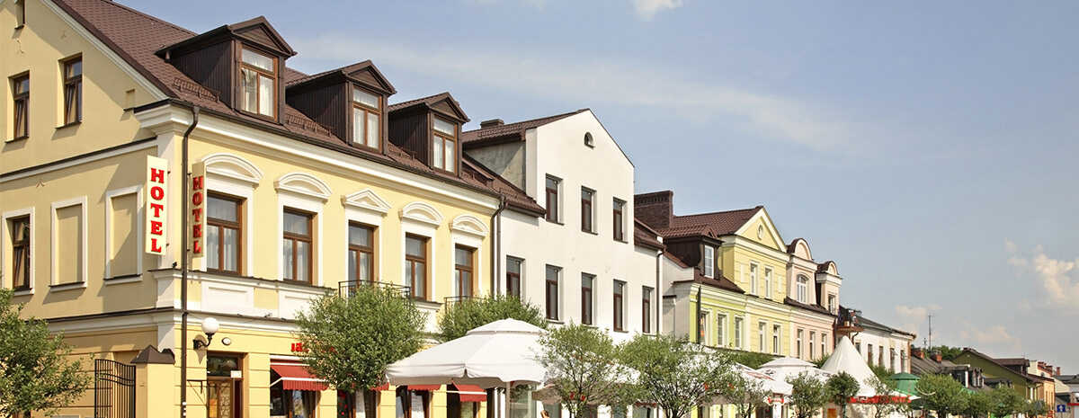 Panorama Białej Podlaski - najważniejsze informacje o mieście