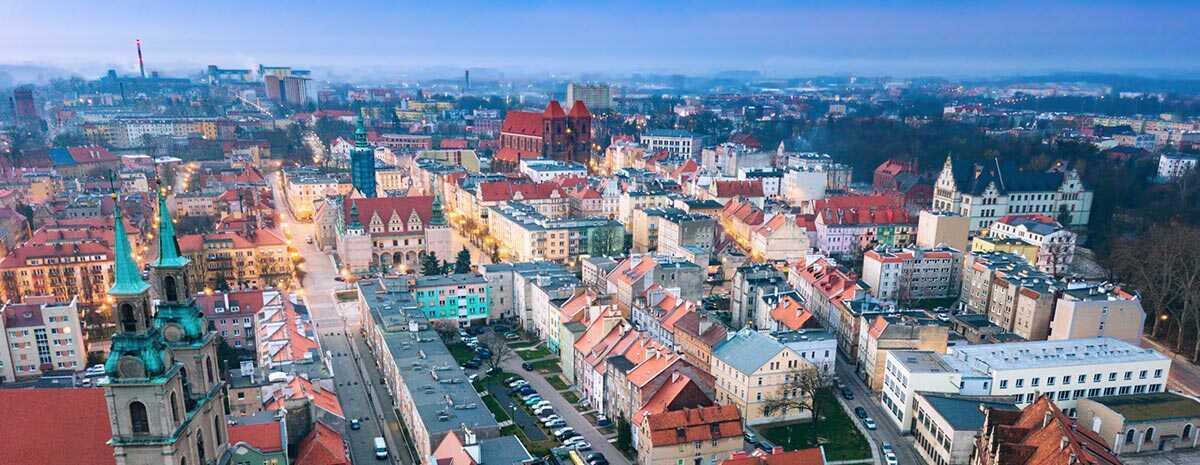 Panorama Brzegu - najważniejsze informacje o mieście