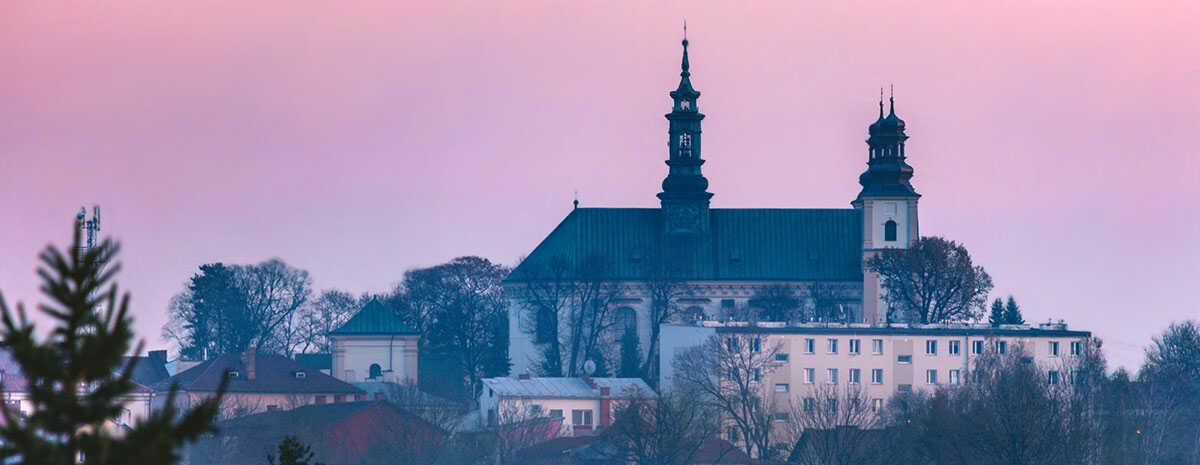 Brzozów - najważniejsze informacje o mieście