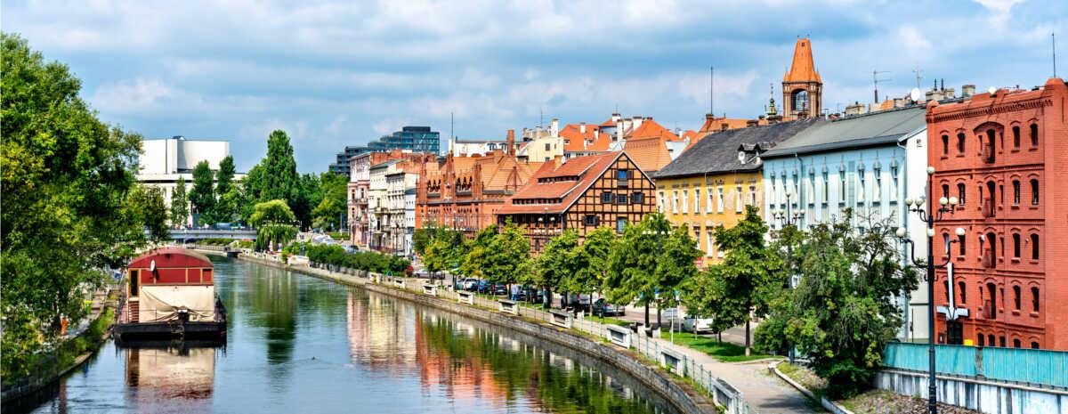 Panorama Bydgoszczy - najważniejsze informacje o mieście