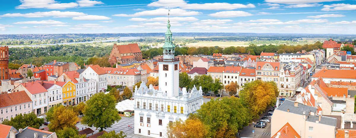 Chełmno - najważniejsze informacje o mieście