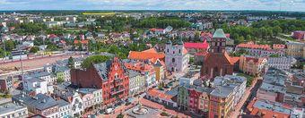 Panorama Chojnic - najważniejsze informacje o mieście