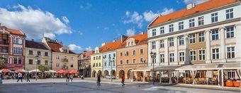 Panorama Gliwic - najważniejsze informacje o mieście