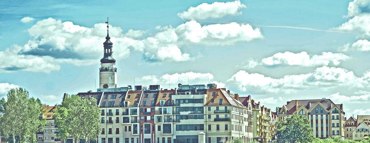 Panorama Głogowa - najważniejsze informacje o mieście