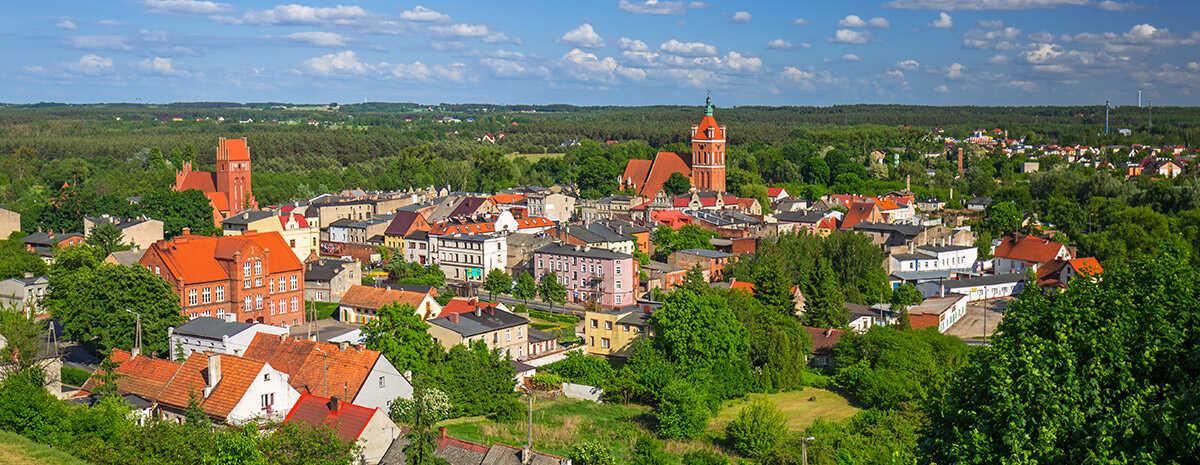 Panorama Golubia-Dobrzynia - najważniejsze informacje o mieście