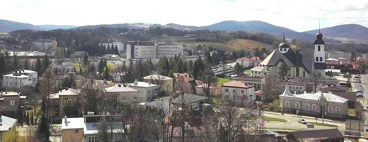 Panorama Gorlic - najważniejsze informacje o mieście