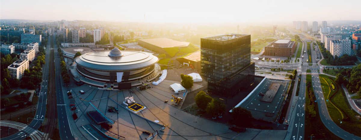 Panorama Katowic - najważniejsze informacje o mieście