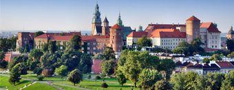 Panorama Krakowa - najważniejsze informacje o mieście