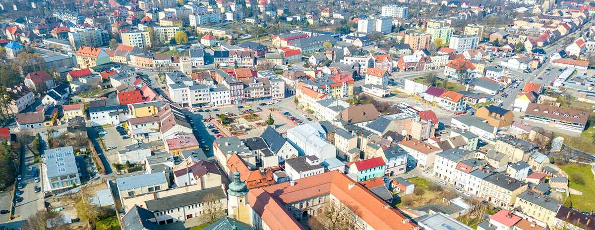 Panorama Krapkowic - najważniejsze informacje o mieście