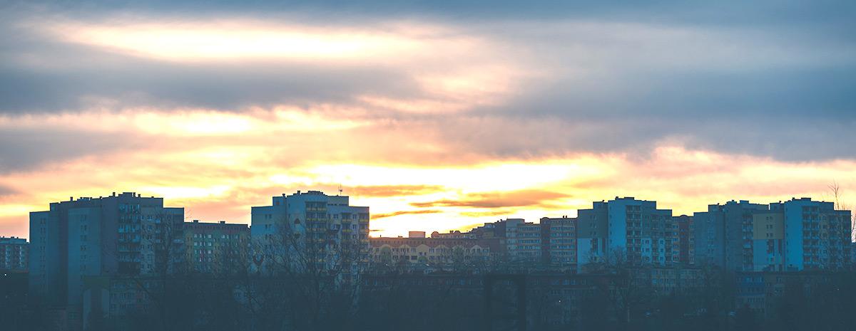 Panorama Lubina - najważniejsze informacje o mieście