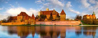 Panorama Malborka - najważniejsze informacje o mieście