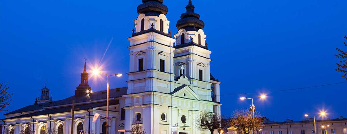 Panorama Mławy - najważniejsze informacje o mieście