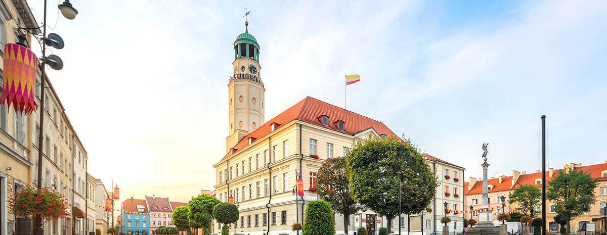Panorama Oleśnicy - najważniejsze informacje o mieście