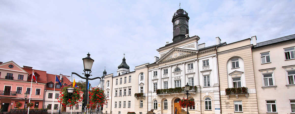 Panorama Płocka - najważniejsze informacje o mieście