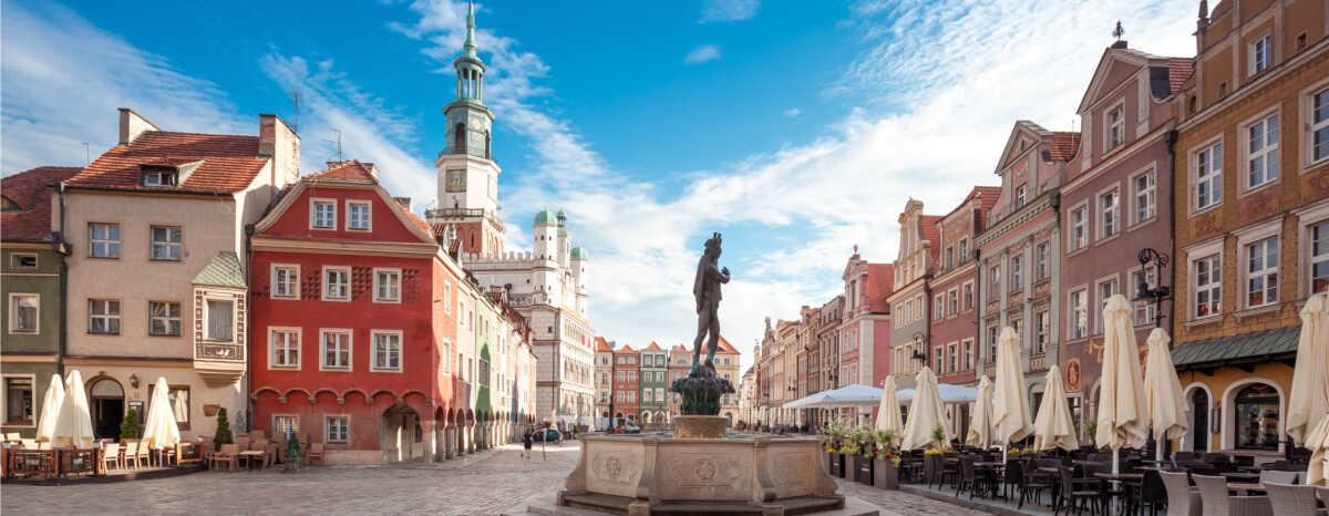 Panorama Poznania - najważniejsze informacje o mieście