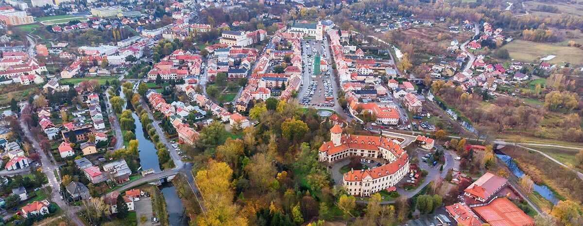Panorama Pułtuska - najważniejsze informacje o mieście