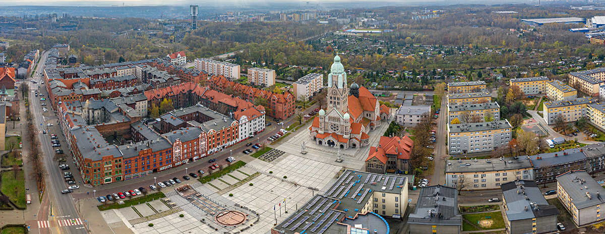 Ruda Śląska - najważniejsze informacje o mieście
