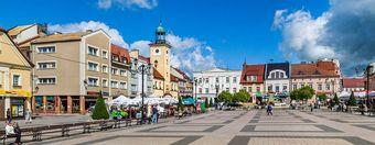 Panorama Rybnika - najważniejsze informacje o mieście