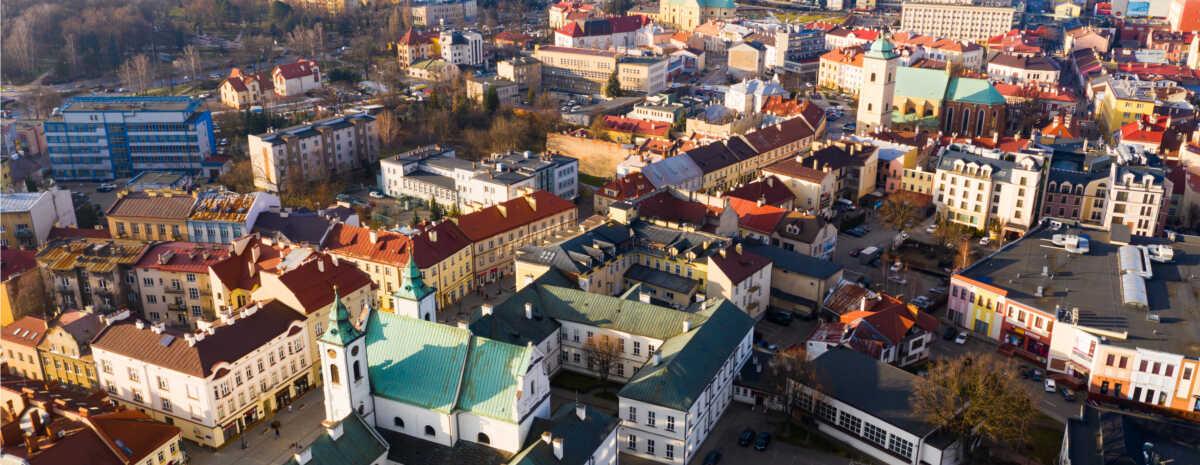Panorama Rzeszowa - najważniejsze informacje o mieście