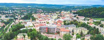 Panorama Sanoka - najważniejsze informacje o mieście