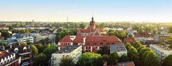 Panorama Słupska - najważniejsze informacje o mieście