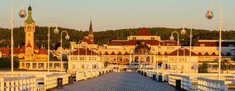 Panorama Sopotu - najważniejsze informacje o mieście