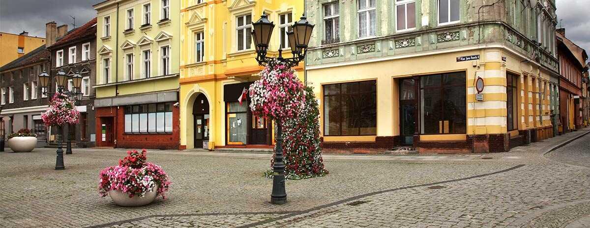 Panorama Świebodzina - najważniejsze informacje o mieście