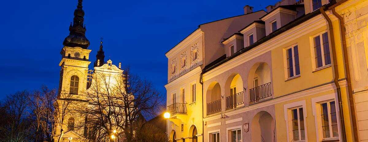 Panorama Tarnobrzegu - najważniejsze informacje o mieście