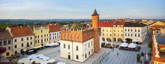 Panorama Tarnowa - najważniejsze informacje o mieście