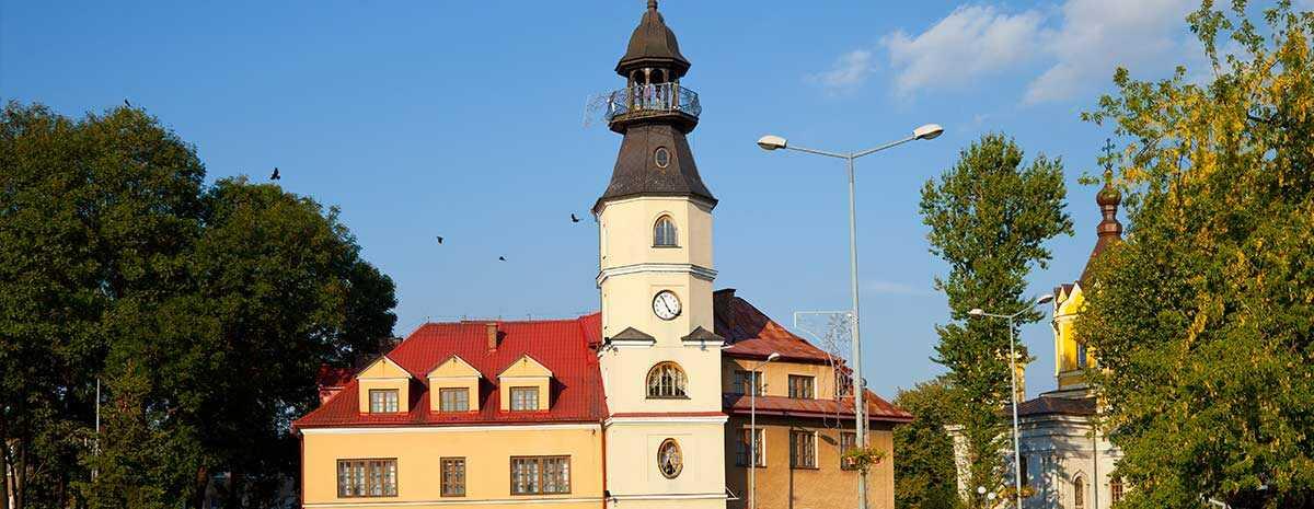 Panorama Tomaszowa Lubelskiego - najważniejsze informacje o mieście