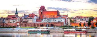 Panorama Torunia - najważniejsze informacje o mieście