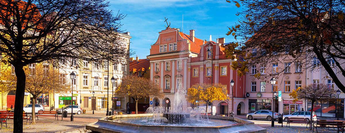 Panorama Wałbrzycha - najważniejsze informacje o mieście