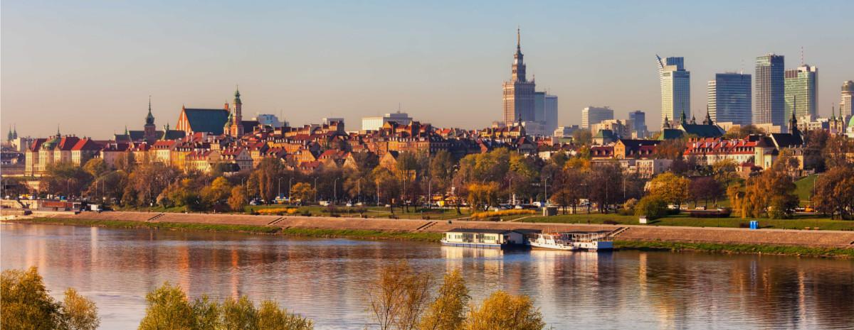 Panorama Warszawy - najważniejsze informacje o mieście