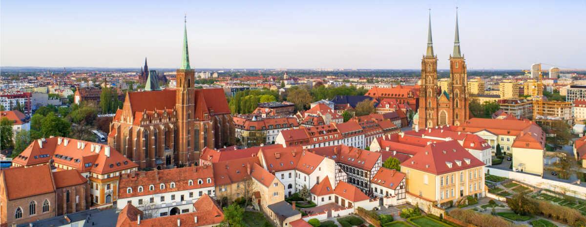 Panorama Wrocławia - najważniejsze informacje o mieście