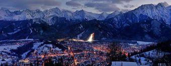 Panorama Zakopanego - najważniejsze informacje o mieście