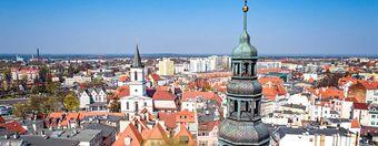 Panorama Zielonej Góry - najważniejsze informacje o mieście