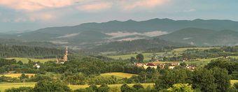 Panorama Bieszczad - najważniejsze informacje o regionie