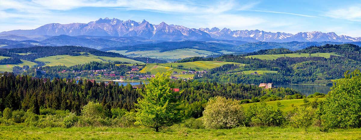 Panorama Małopolski - najważniejsze informacje o regionie
